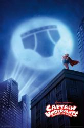 Captain Underpants: The First Epic Movie poster (22x34) animated