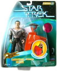 Star Trek Warp Factor Series 2: Cardassian Soldier action figure