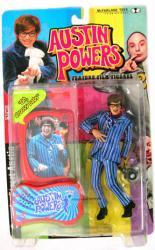 Austin Powers: Carnaby Street Austin figure [Oh Groovy Baby] McFarlane