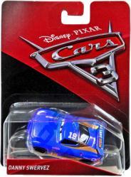 Cars 3: Danny Swervez 1:55 die-cast vehicle (Mattel/2016)