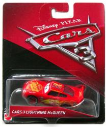 Cars 3: Cars 3 Lightning McQueen 1:55 die-cast vehicle (Mattel/2016)
