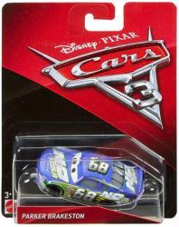 Cars 3: Parker Brakeston 1:55 die-cast vehicle (Mattel/2016)