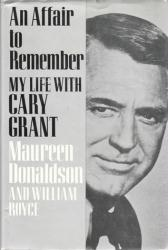 Cary Grant biography: An Affair to Remember hardback book (1989)