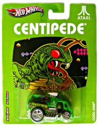 Hot Wheels Nostalgic Brands: Atari Centipede Cool One diecast vehicle