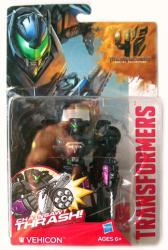 Transformers Age of Extinction: Chainsaw Thrash Vehicon action figure