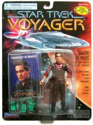 Star Trek Voyager: Chakotay the Maquis action figure (Playmates/1996)