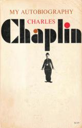 Charles Chaplin: My Autobiography softcover book (1964)