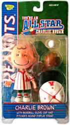 Peanuts You're An All-Star, Charlie Brown: Charlie Brown figure (red)