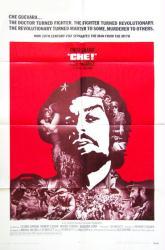 Che! movie poster [Omar Sharif, Jack Palance] 1969 original 27x41