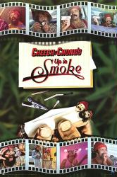 Cheech & Chong's Up In Smoke movie poster (24x36)