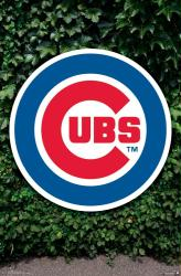 Chicago Cubs poster: Logo and Ivy (MLB) 22x34