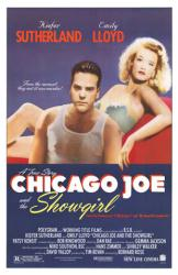 Chicago Joe and the Showgirl movie poster [Kiefer Sutherland] 27x41