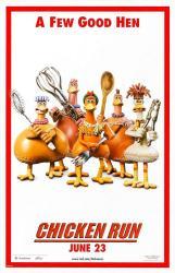 Chicken Run movie poster (27x40 advance) A Few Good Hen