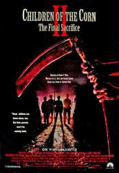 Children of the Corn II: The Final Sacrifice movie poster (27x40) NM