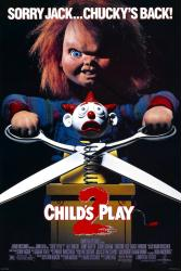 Child's Play 2 movie poster (1990) [Chucky] 24x36