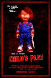Child's Play movie poster (1988) [Chucky] 24x36