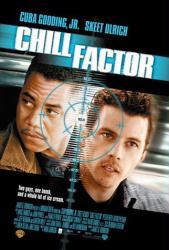 Chill Factor movie poster [Cuba Gooding Jr., Skeet Ulrich] 27x40 NM