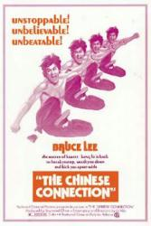 The Chinese Connection movie poster [Bruce Lee] 27 X 40