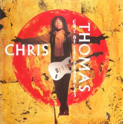 Chris Thomas (King) poster: Cry of the Prophets vintage LP/Album flat