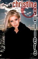 Christina Aguilera poster (1999) 23'' X 35''