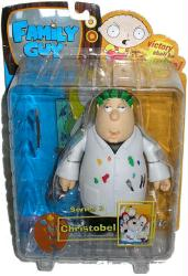 Family Guy [Series 3] Christobel action figure (Mezco/2005)