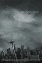 Chronicle movie poster (2012) original 27 X 40 one-sheet