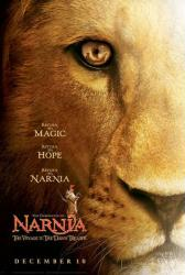 Chronicles of Narnia: Voyage of the Dawn Treader original movie poster