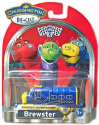 Chuggington: Chugger Championship Brewster Die-Cast vehicle (2011)