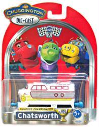 Chuggington: Chugger Championship Chatsworth Die-Cast vehicle (2011)
