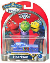 Chuggington: Chugger Championship Harrison Die-Cast vehicle (2011)