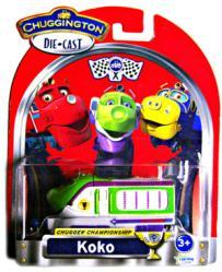 Chuggington: Chugger Championship Koko Die-Cast vehicle (2011)