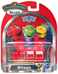 Chuggington: Chugger Championship Wilson Die-Cast vehicle (2011)