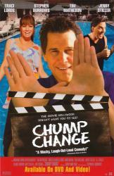 Chump Change movie poster [Traci Lords, Tim Matheson, Stephen Burrows]