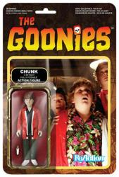 The Goonies: Chunk ReAction action figure (Funko)