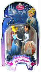 Cinderella: Dancing Duet figure set (Mattel) Disney Princess