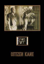 Citizen Kane 5'' X 7'' Senitype film cell [Orson Welles]
