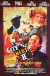 City Slickers II Legend of Curly's Gold poster [Billy Crystal/Palance]