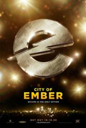 City of Ember movie poster (2008) 27x40 Advance teaser