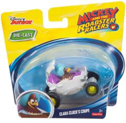 Mickey and the Roadster Racers: Clara Cluck's Coupe die-cast