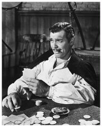 Clark Gable poster print (18x22) Rhett Butler in Gone With the Wind