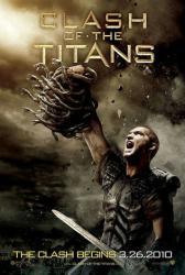 Clash of the Titans movie poster [Sam Worthington] Advance teaser