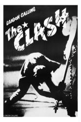 The Clash poster: London Calling (24x36) New