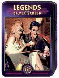 Classic Interlude 750 pc jigsaw puzzle in tin [Marilyn Monroe & Elvis]