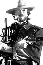 Clint Eastwood poster: The Outlaw Josey Wales (24'' X 36'') New