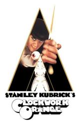 A Clockwork Orange movie poster [Malcolm McDowell] (11 X 17) Kubrick
