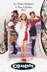 Clueless movie poster (1995) [Alicia Silverstone] 24x36