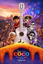 Coco movie poster [Disney/Pixar] 2017 original 27x40 advance
