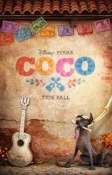 Coco movie poster [Disney/Pixar] original 27x40 advance 2017