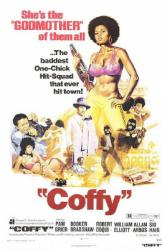 Coffy movie poster (1973) [Pam Grier] 27'' X 40''