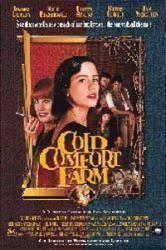 Cold Comfort Farm movie poster [Kate Beckinsale] 27x40 video version